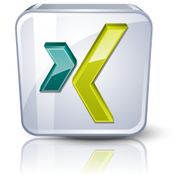 Connect via Xing
